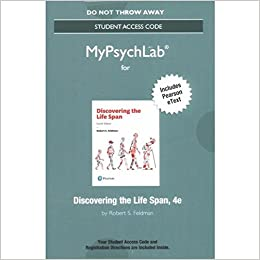 Amazon mylab psychology with pearson etext standalone access mylab psychology with pearson etext standalone access card for discovering the life span 4th edition 4th edition fandeluxe Image collections