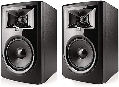JBL Professional 305P MkII 5-Inch 2-Way Powered Studio Monitor