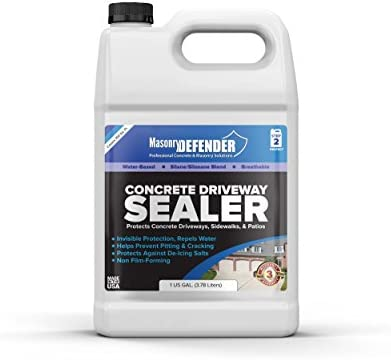 Concrete Driveway Siloxane Invisible Repellent product image
