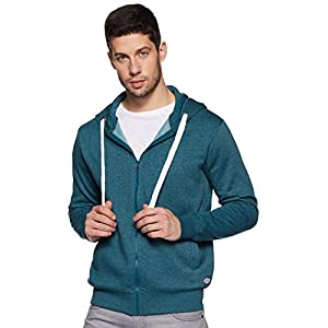 Amazon Brand – Symbol Men's Regular Fit Hooded Sweatshirt