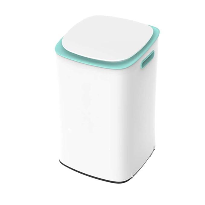 QHW Mini Lavadora Completamente Automática, Blanca Puede Contener ...