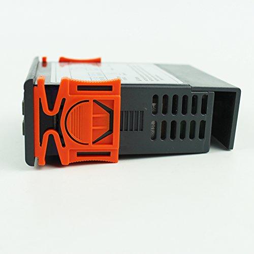 Inkbird Doble Rele 220v Temperatura de Controlador con Sonda, Refrigeración Calefaccion Termostato Digital para Calentador de Agua Bomba Acuario Ventilador ...