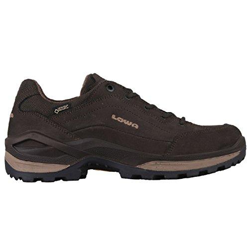 Lowa Renegade Tex Womens Boots Nubuck Brown Gore xrxTSw5z