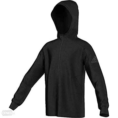 Clothing & Accessories Hard-Working Adidas Climaheat Mens Running Jacket Black Various Styles Activewear