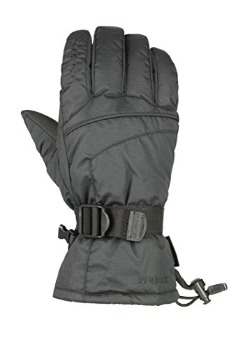 Seirus Innovation Women's Phantom Gore-tex Glove,Black,Large