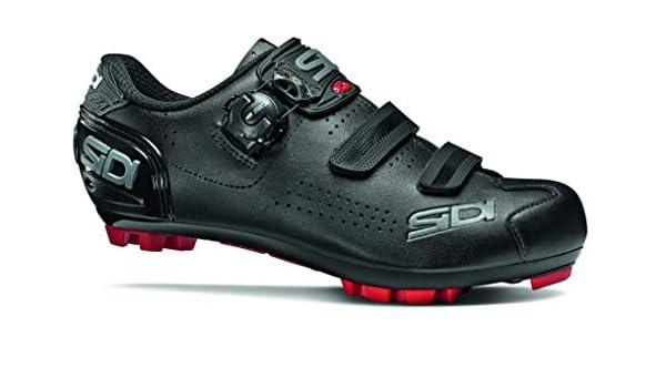 Sidi Trace 2 Mega MTB - Zapatillas (ancho), Negro (Negro/Negro), 39 EU: Amazon.es: Zapatos y complementos