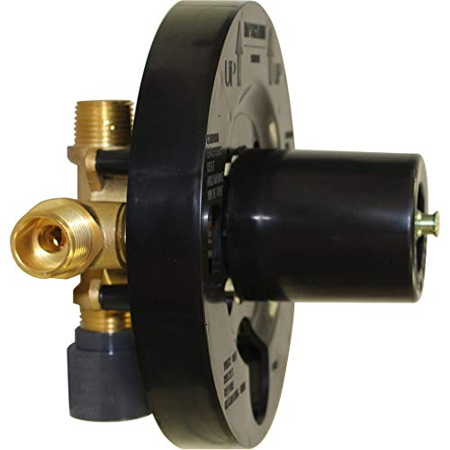 Speakman CPV-12000 Echo Shower Valve, Black by Speakman