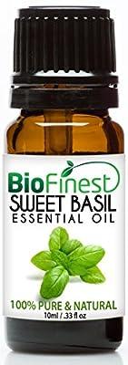 BiofinestTM Premium Basil Essential Oil