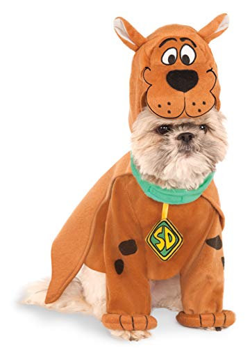 Scooby Doo Pet Suit, Medium ()