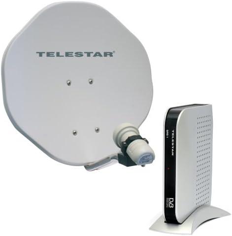 Telestar Astra Digital – Antena parabólica y (Peces Beige ...