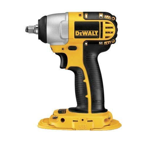 DEWALT Bare-Tool DC823B 3/8-Inch 18-Volt Cordless Impact Wrench (Tool Only, No (Cordless Tool Battery Repair)