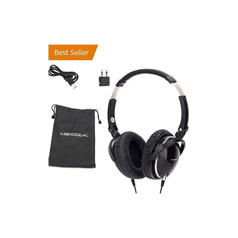 Active Noise Cancelling Headphones with