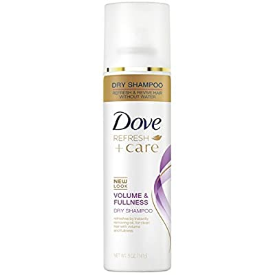 Dove Invigorating Dry Shampoo, 5 Ounce
