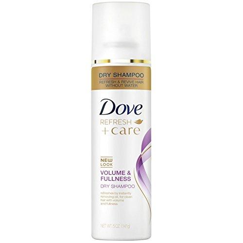 Dove Refresh + Care Dry Shampoo Volume & Fullness 5 oz (Pack of 4)