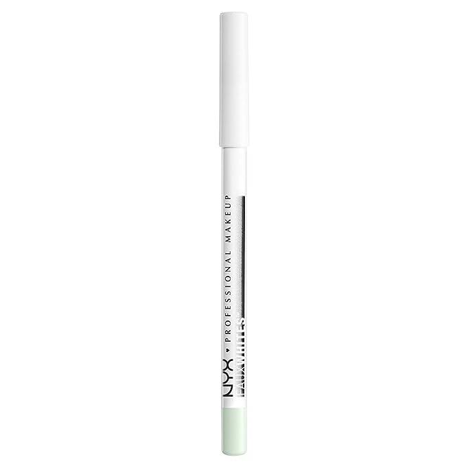 Nyx Professional Makeup Faux Whites Eyeliner, Seafoam, 1.3g Eyeliners