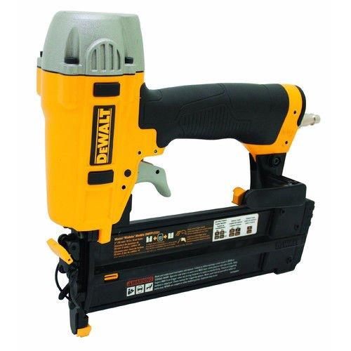 Dewalt DWFP12231R Factory-Reconditioned 18-Gauge Brad Nailer Kit, 2″