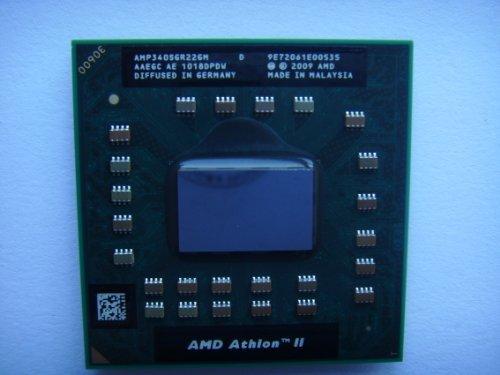 AMD Athlon II Dual-Core Mobile P340 Laptop CPU Processor - AMP340SGR22GM