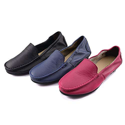 comfortable non work and Spring soft maternity autumn FLYRCX A shoes slip ladies office fashion shoes shoes leather sole shoes flat casual axdOZwq5O