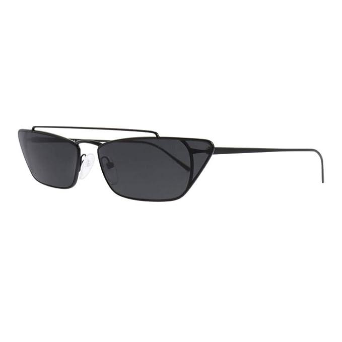 Amazon.com: Prada pr64us anteojos de sol 1 ab5s0 – 67 ...