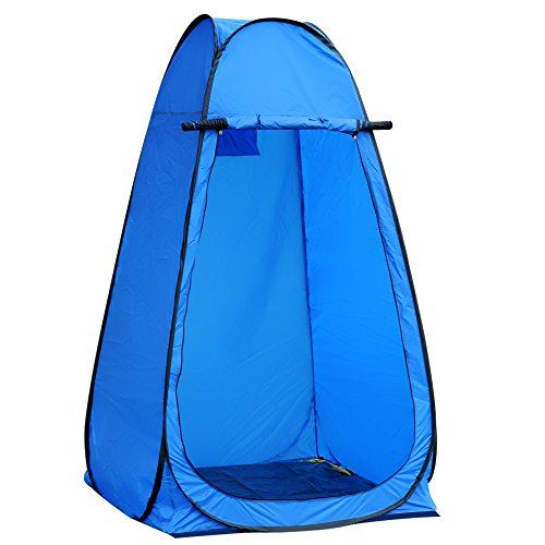 ShinyFunny Portable Privacy Tent Privacy Pop Up Shelter C&ing Shower Privacy Toilet Changing Room with Carry Bag79  Tall  sc 1 st  Hiking Gear Store & ShinyFunny Portable Privacy Tent Privacy Pop Up Shelter Camping ...