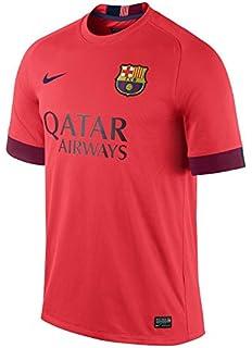 sports shoes 2a568 0ec79 Amazon.com: Nike Men's Soccer Barcelona Third Jersey: Clothing