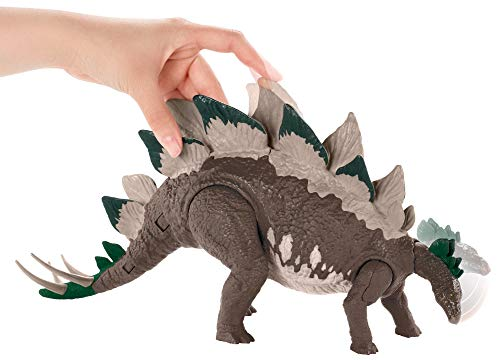 Jurassic World Mega Dual Attack Stegosaurus