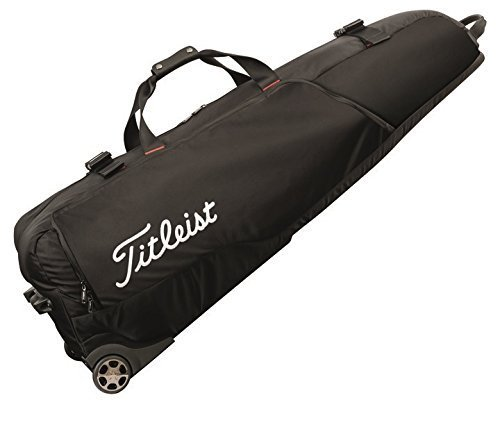 Titleist Professional Wheeled Travel Cover by Titleist