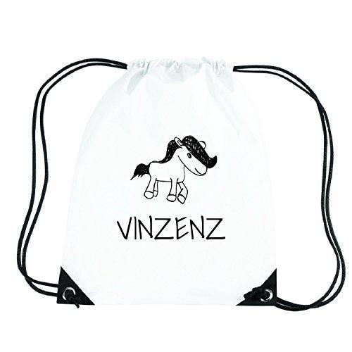 JOllipets VINZENZ Turnbeutel Sport Tasche PGYM6014 Design: Pony