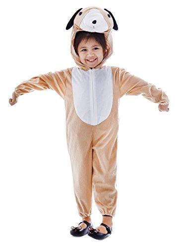 Dog Costumes For Toddlers - Spooktacular Toddlers' Adorable Animal Halloween Costume Cosplay - Dog,S