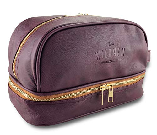 e5a090b0a955 Wildman™ Men s Toiletries Bag - Wash Bag