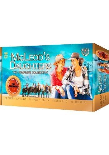 McLeod's Daughters: Complete Series [Region 2] ()