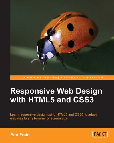 Download Responsive Web Design with HTML5 and CSS3 Pdf