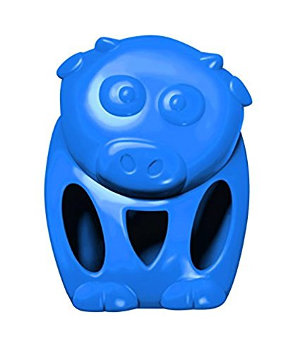 KONG Quest Critter Cow Toy, Small, Colors may vary (Quest Kong compare prices)