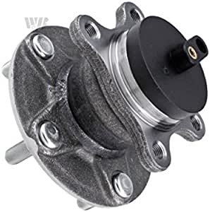 WJB WA512259 SKF BR930382 Rear Wheel Hub Bearing Assembly Moog 512259 Cross Reference Timken HA590005