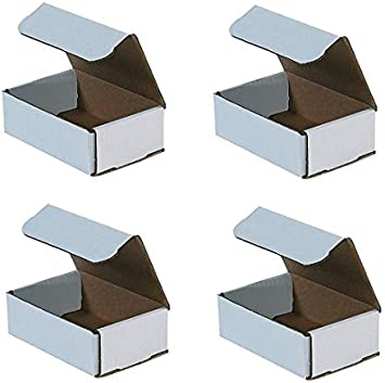 25 Boxes EcoBox 16 x 10 x 10 Inches Corrugated Box E-146-25