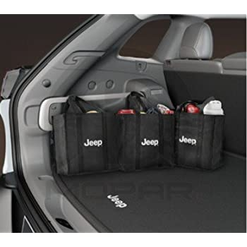 Amazon Com Mopar Jeep Cherokee Reusable Grocery Shopping