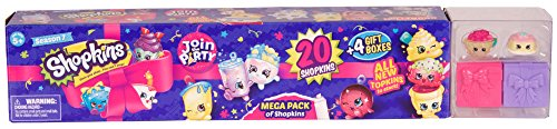 Shopkins Join the Party Mega (Hollywood Party Outfits)
