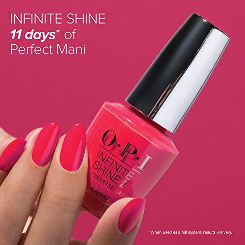 OPI Infinite Shine ProStay Duo Pack, Nail Polish Base Coat Primer & Gloss Top Coat