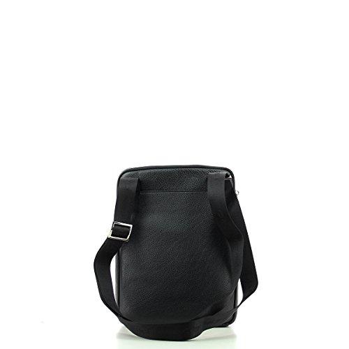 Piquadro bolso para hombre. Color negro NERO