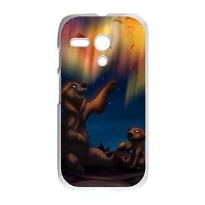 Brother Bear Motorola G Cell Phone Case White present pp001_9800262