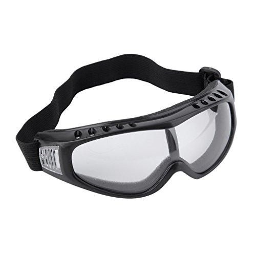 Snowboard Dustproof Sunglasses Ski Goggles Lens Frame Glasses Paintball Outdoor Sports Windproof Eyewear ()
