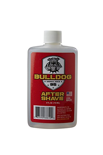 Bulldog's Original USMC Aftershave, US Marine Corps After Shave