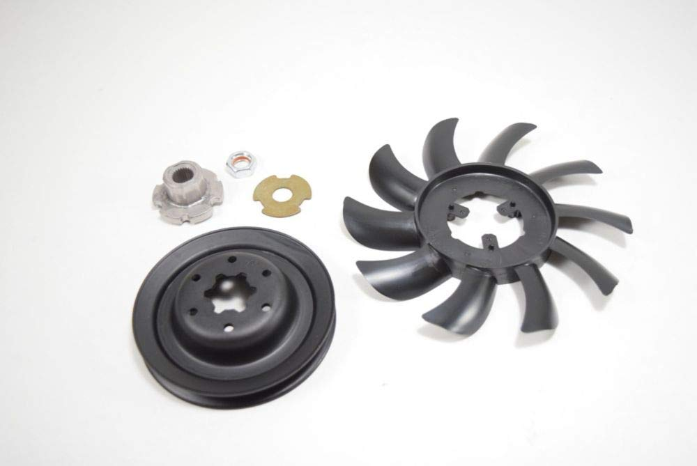 Hydro-Gear 72134 Lawn Tractor Transaxle Fan and Pulley Kit Genuine Original Equipment Manufacturer (OEM) Part by Hydro-Gear