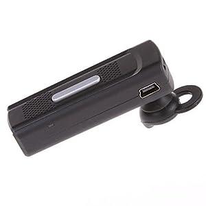 Bybest K8 Hd Bluetooth Headset Spy Hidden Video Camera Audio Recorder Camcorder Cam DVR Dv
