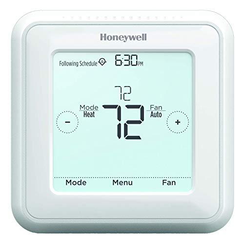 Honeywell RTH8560D1002/E T5 Touchscreen Thermostat White (Hvac Thermostat)