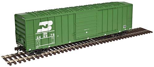 Atlas HO Scale FMC 5077 Single Door Boxcar Burlington Northern/BN/Green #250052