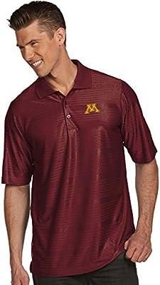 Universidad de Minnesota ilusión polo - hombre - marrón, Granate ...