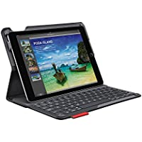 Logitech Type+ Protective iPad Air 2 Case with Integrated Keyboard (Bulk Packaging)
