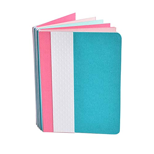 - Sizzix 663635 Notebook Dies, Multicolor