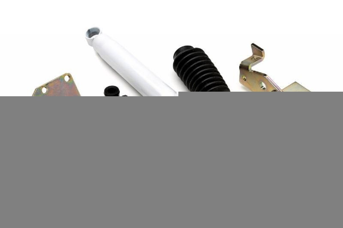 JKS OGS900 Steering Stabilizers & Components(07-11 (Includes Ogs924, Ogs162, Jspec1000)) by JKS